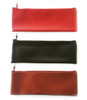 Grande Brown Faux Leather Pouch