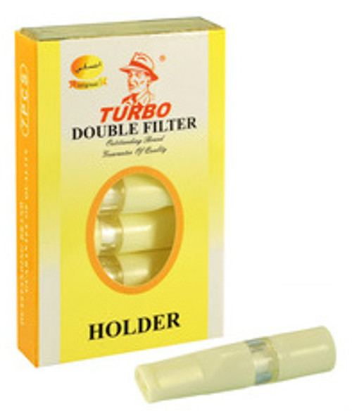 Turbo Double White Dokha Filters