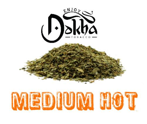 Medium Hot Dokha Tobacco - Dokha.eu