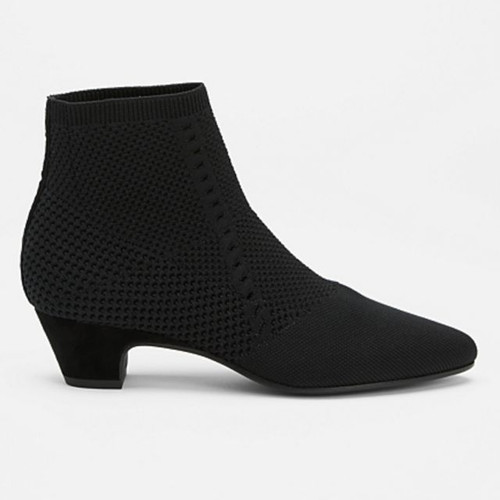 PURL STRETCH  KNIT BOOT