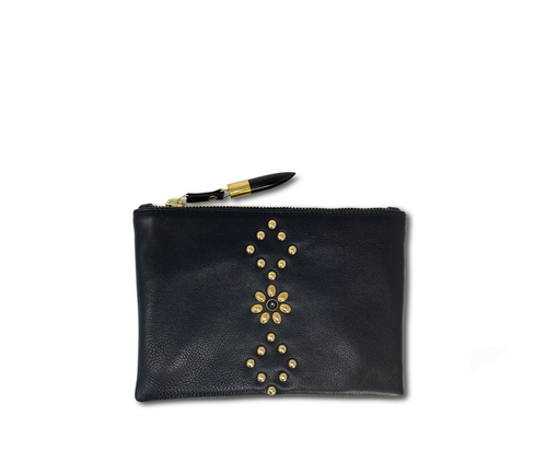 JET STUD SMALL POUCH