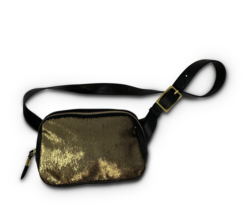 MINI SEQUIN GRINGO BELT BAG