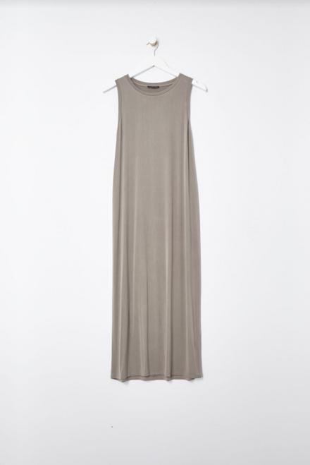 CREW NECK C/L TANK DRESS