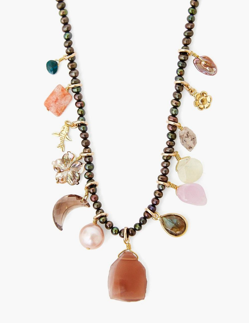 SHELL VOYAGE NECKLACE