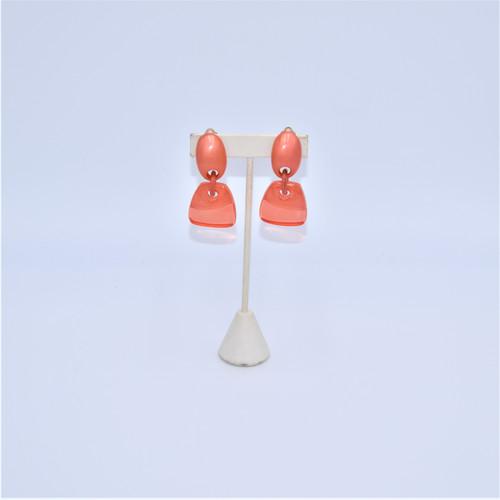 CHLOE SMALL TRAPEZE EARRING