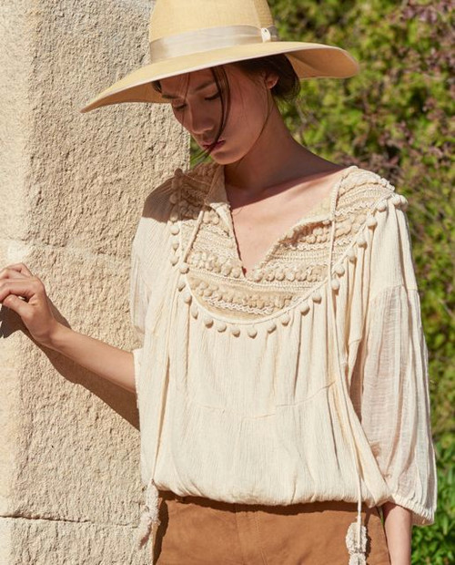 BLOUSE CANDIDE