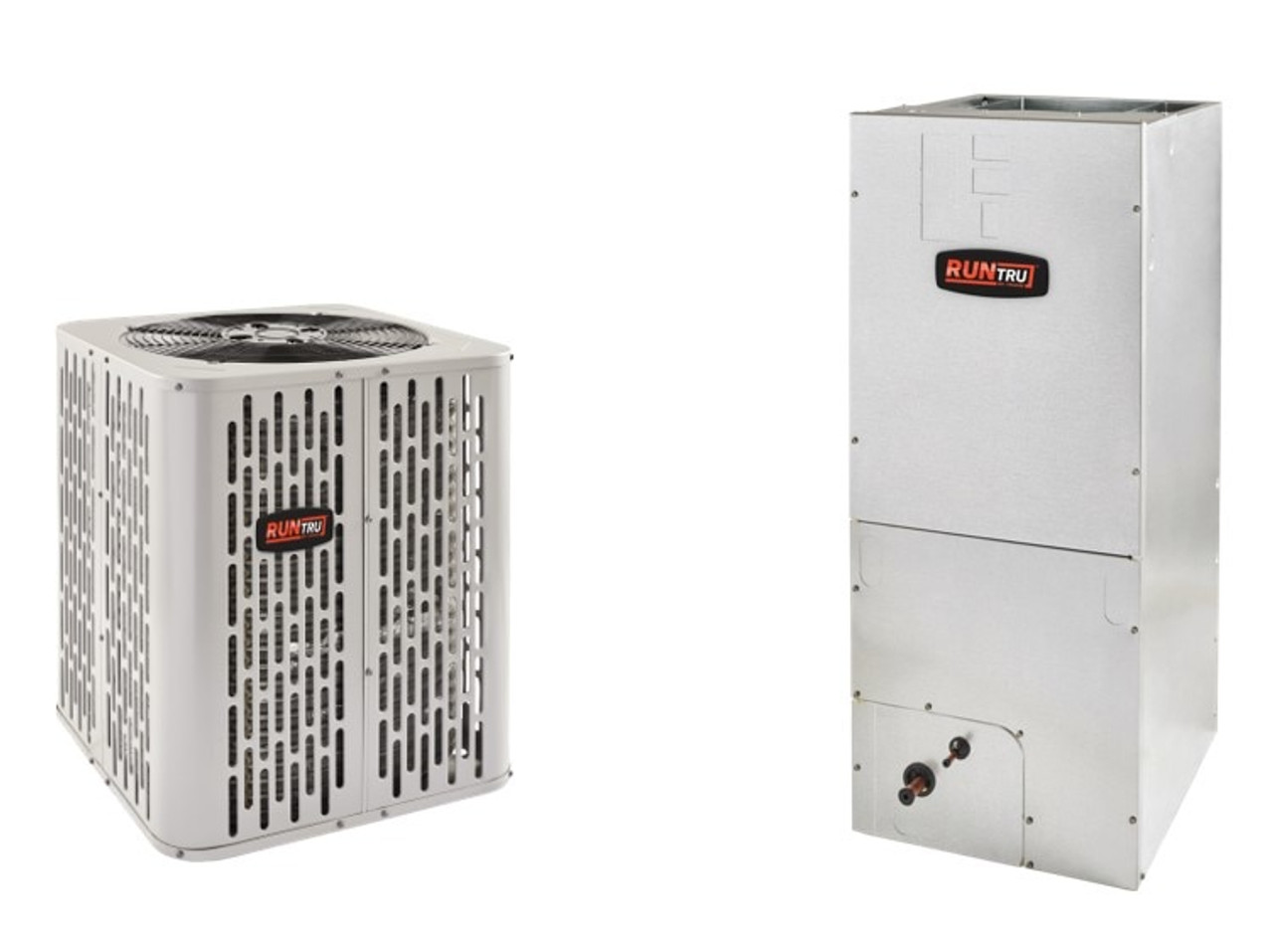 New Ac Depot Sells High Value Diy Central Air Conditioning Direct Including This Runtru By Trane 4 Ton Heat Pump Condenser Model A4hp4048a1000a Air Handler Model A4ah4e48a1c30a