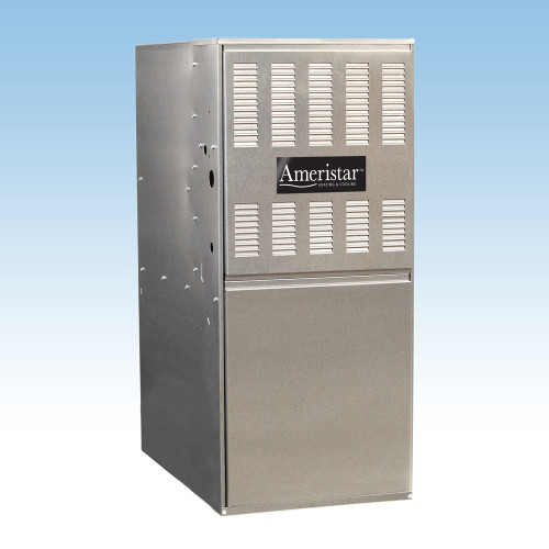 120,000 BTU 80% Ameristar Down Flow Gas Furnace (5 Ton)