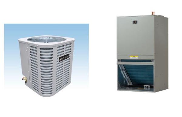 1.5 Ton 15.5 Seer Ameristar Upflow Air Conditioning Split System