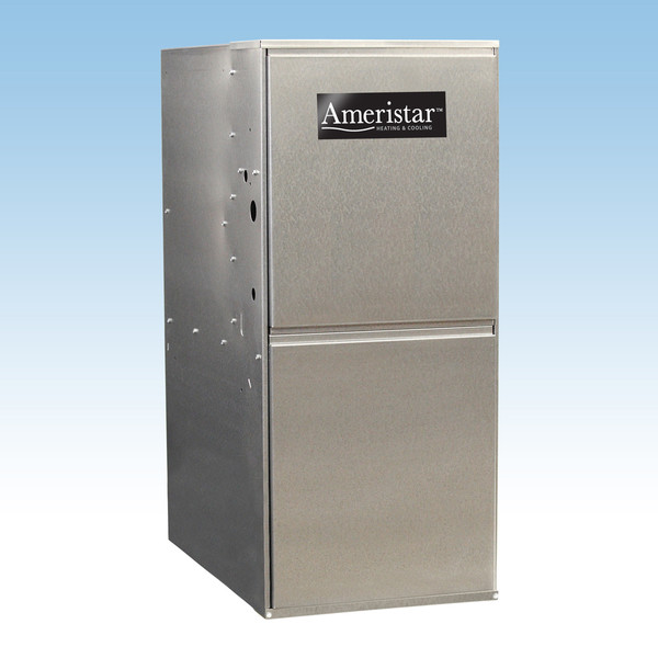 97,000 BTU 95% Ameristar, Single Stage, Up Flow Gas Furnace (4 Ton)