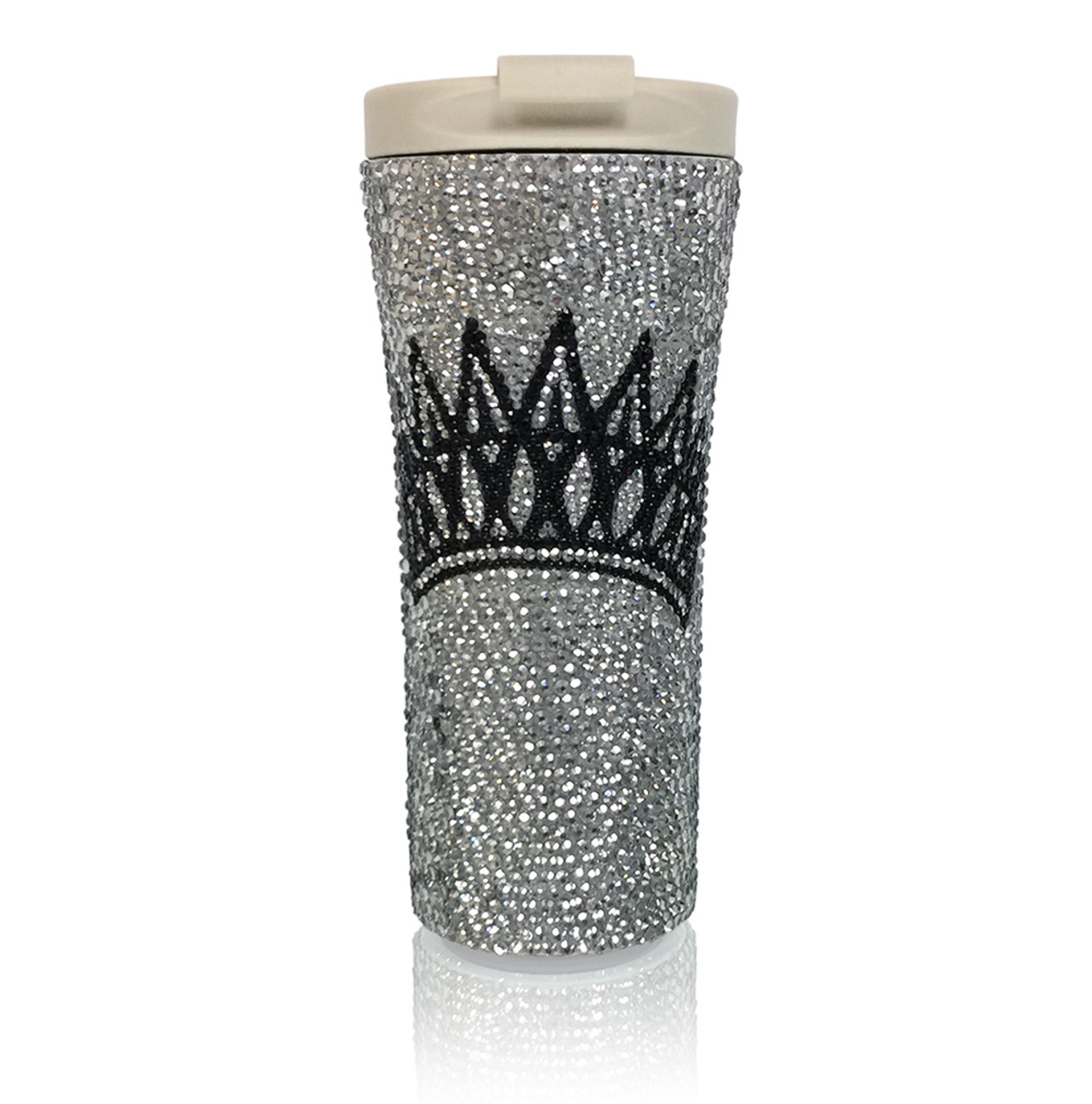 Personalized Crystal Tumbler