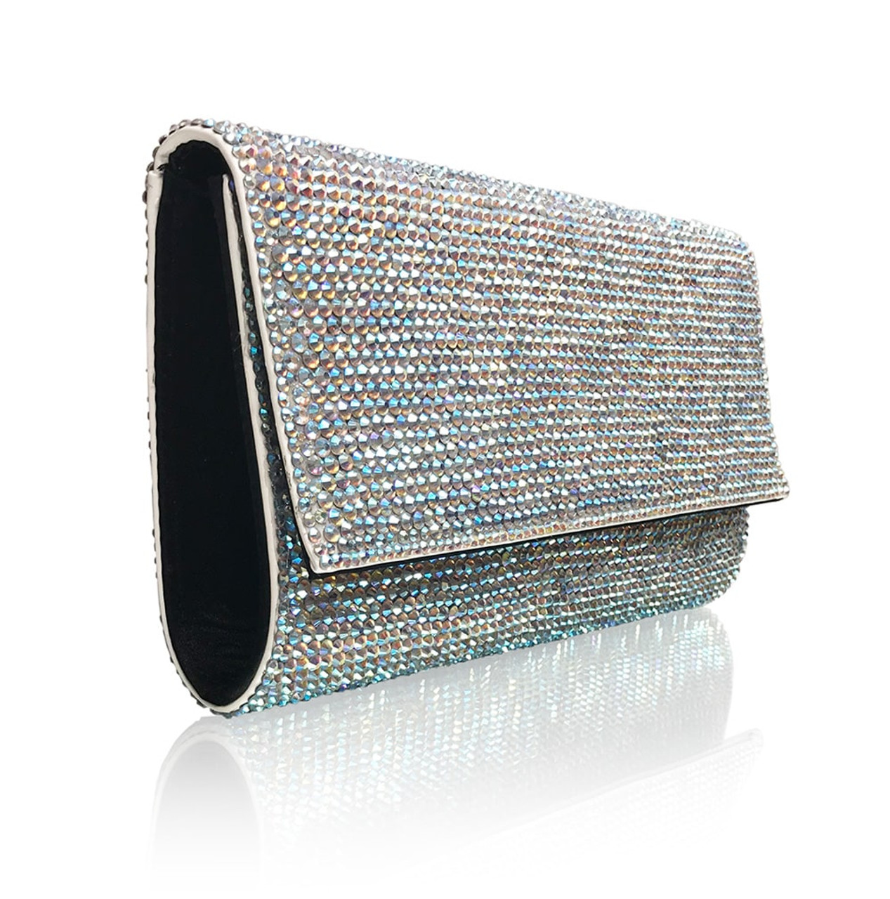 Straight Flap Luxury Evening purse