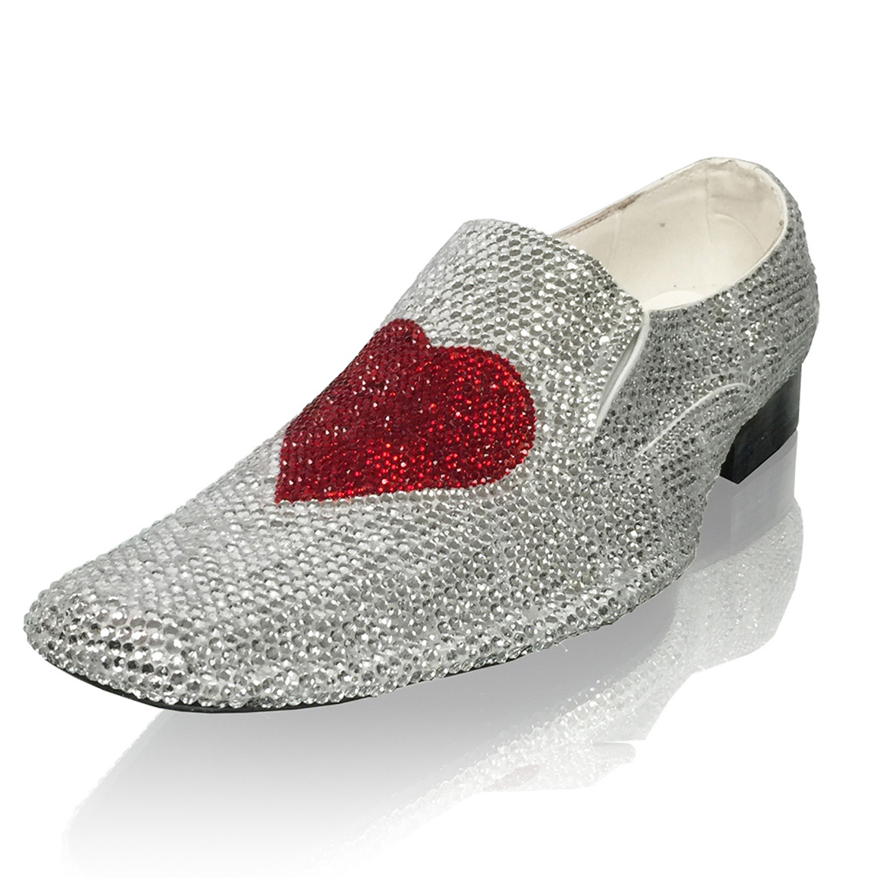 Valentine's evening shoes