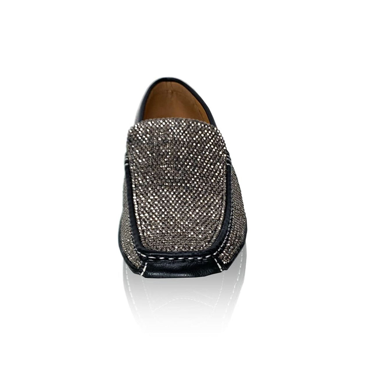 Hematite Crystal Loafer
