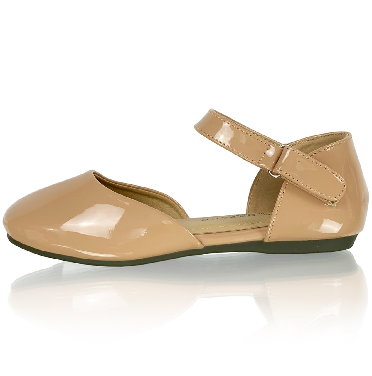 Mary Jane Sandal Flats