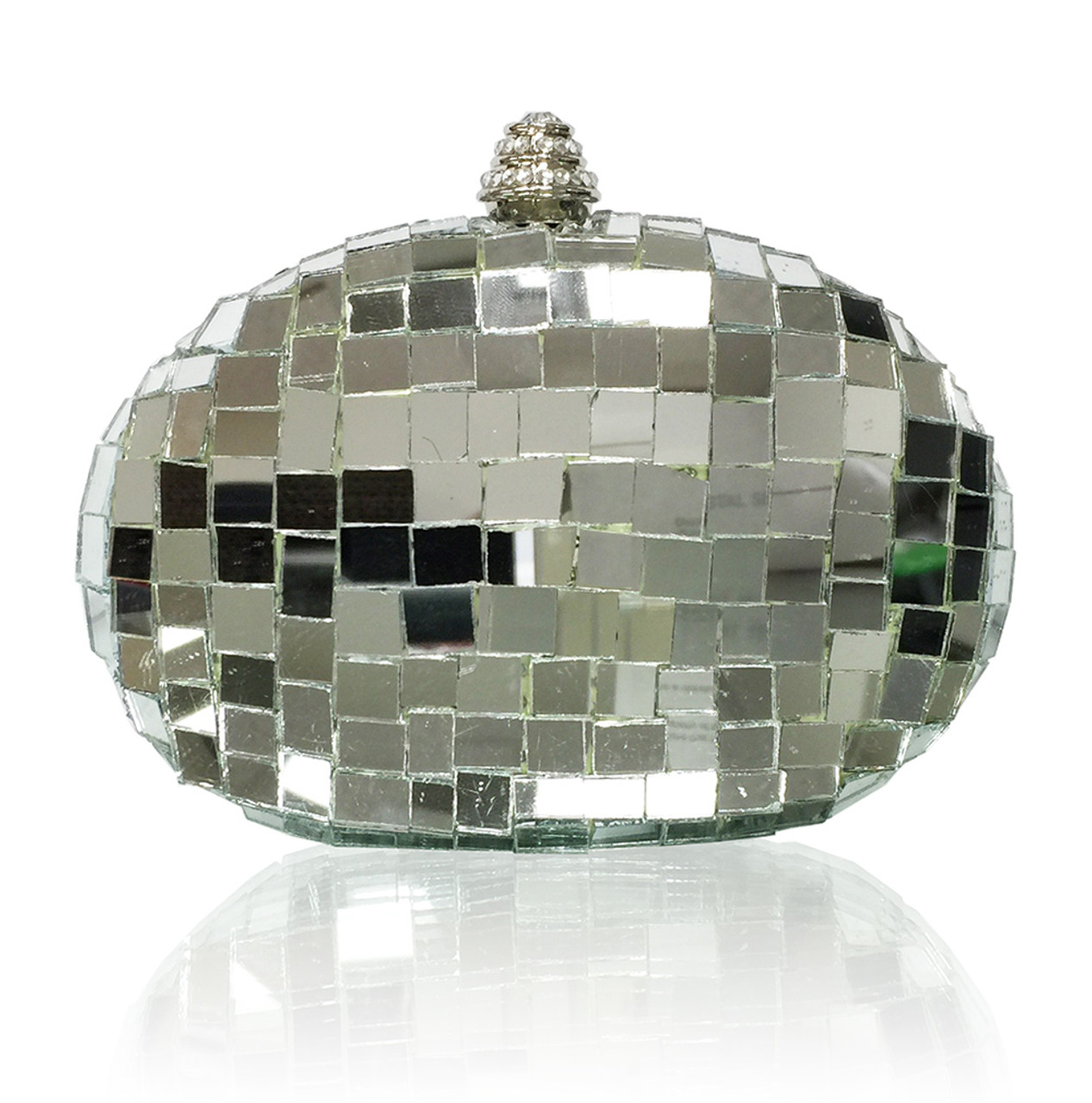 Party Queen Mirror Evening clutch