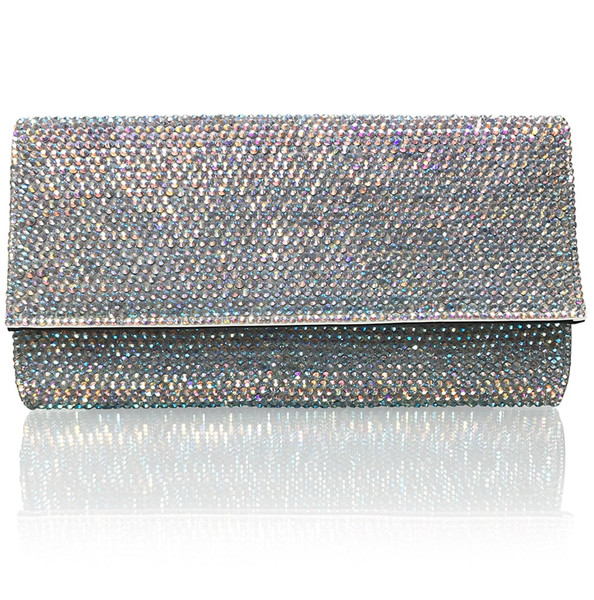 Straight Flap Luxury Evening purse