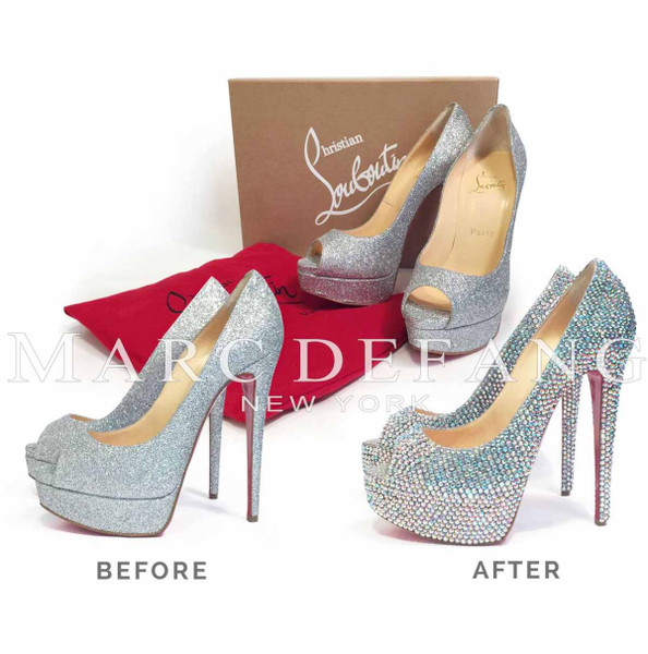 Your Shoes Embellishment Service
