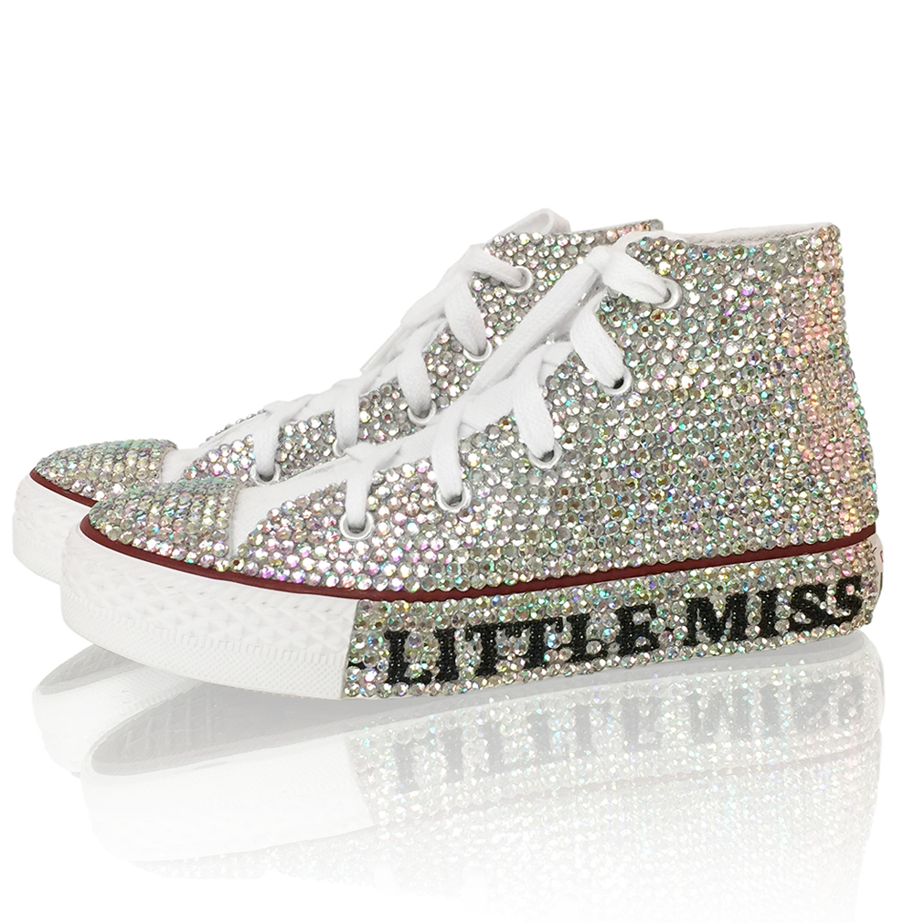 ef69c056efd0 Sophie-Kay - Personalized Youth Converse Shoes