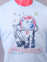Seated Space Cat Shirt