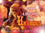 Krampus Kristmas Postcard