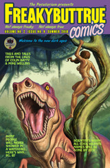 FreakyButTrue Comic Book Vol. 1 Issue 8