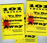101 Things to do Besides Blowing Someone Away by Mike Wellins