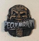 Zombie Peculiarium Fridge Magnet