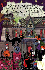 You don't have to wait until October 31st to jump into the festive, spooky world of Halloween. You can experience it all year round with Kipling West's Halloween Tarot!