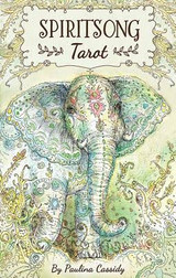 Spiritsong Tarot energizes the cards of traditional tarot with the majestic beauty and wisdom of 78 animals that have been called upon to help guide you on your life journey.