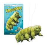 """4-3/4"""" tall air freshener Microscopic creature made huge Includes string for hanging Smells like green apples"""