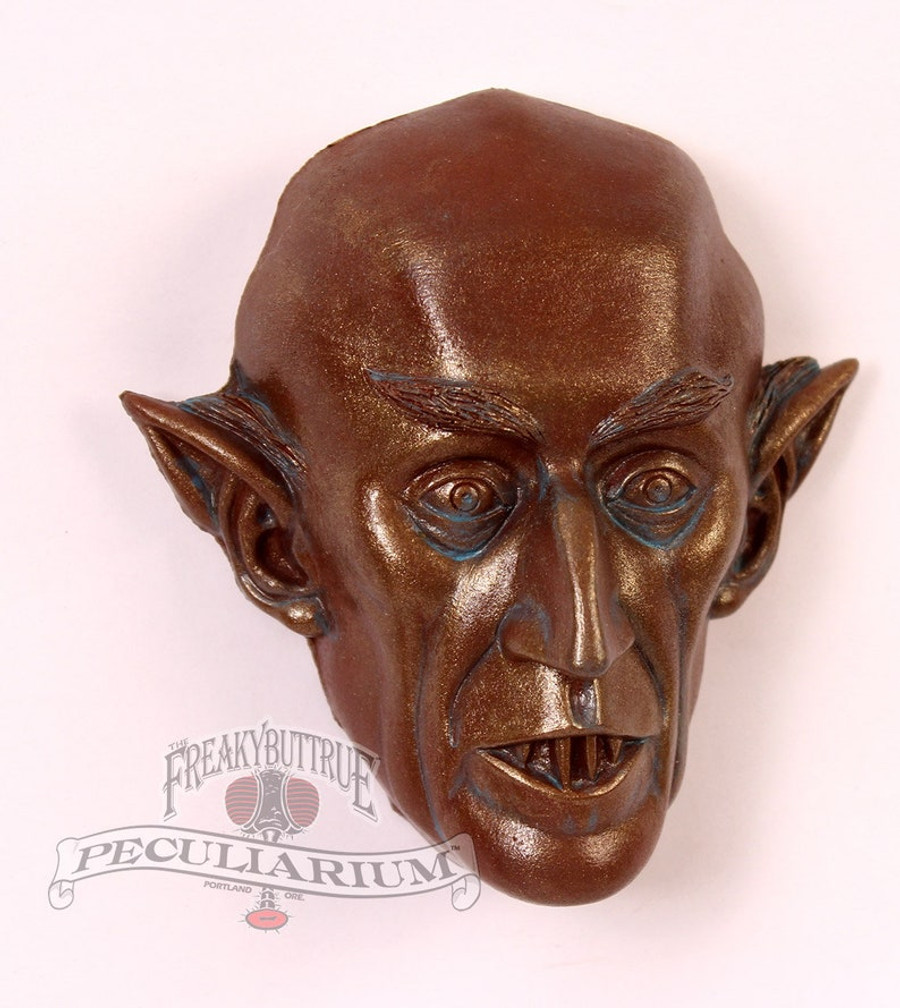 Nosferatu Bust by Colin Batty