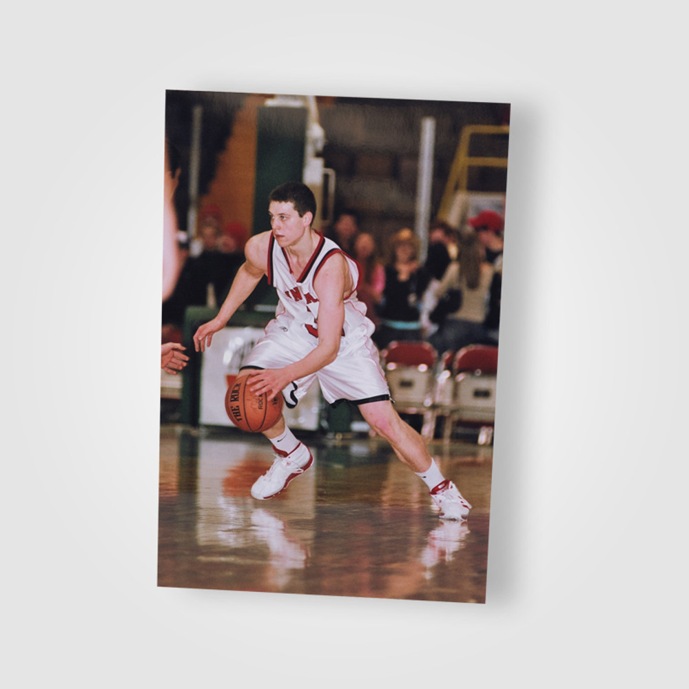 Jimmer High School Basketball Picture 2006 signed (8x10)