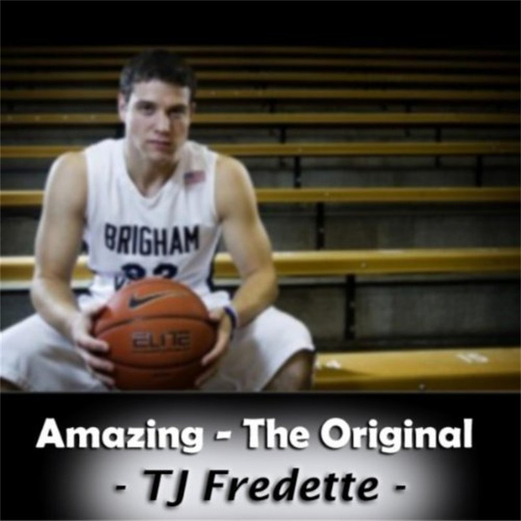 Amazing by TJ Fredette - Downloadable Song