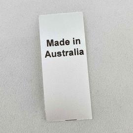 Made in Australia Country of Origin Label