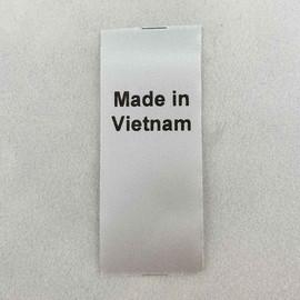 Made in Vietnam Country of Origin Label