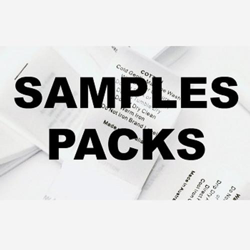 Sample packs
