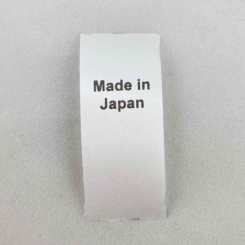 Made in Japan Country of Origin Label