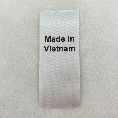 Made in Vietnam Country of Origin Label