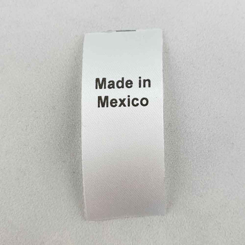 Made in Mexico Country of Origin Label