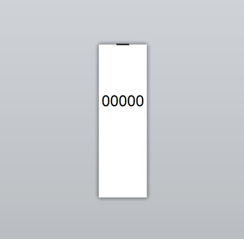 Size 00000 Clothing Labels by Ted + Toot labels