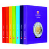 KASKADE COIN ALBUMS - 25 CENTS COMMEMORATIVE COINS