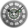 2017 $50 FINE SILVER COIN PEACE TOWER CLOCK 90TH ANNIVERSARY