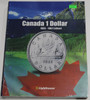 VISTA COIN BOOK CANADA 1 DOLLAR (LOONIES) - VOL 1 - 1935-1967 (SILVER)