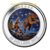 SALE - 2015 $25 FINE SILVER COIN - STAR CHARTS - THE GREAT ASCENT