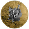 2017 $50 FINE SILVER COIN DC COMICS ORIGINALS: THE BRAVE AND THE BOLD