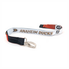 ANAHEIM DUCKS NHL HOCKEY LANYARD - SUBLAMINATE KEY HOLDER - NEW WITH TAGS