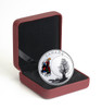 2018 $3 FINE SILVER COIN - THE THIRTEEN TEACHINGS FROM GRANDMOTHER MOON: SPIRIT MOON