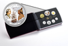 2018 SPECIAL EDITION FINE SILVER DOLLAR PROOF SET 240TH ANNIVERSARY OF CAPTAIN COOK AT NOOTKA SOUND