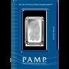 10 GRAM SILVER BAR FORTUNA - PAMP MINT